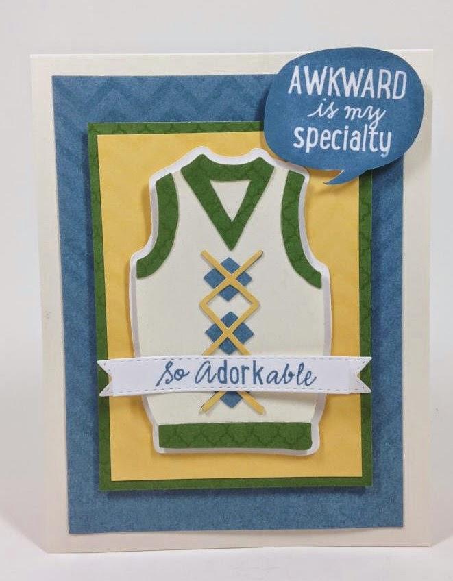 Cricut Geek Card
