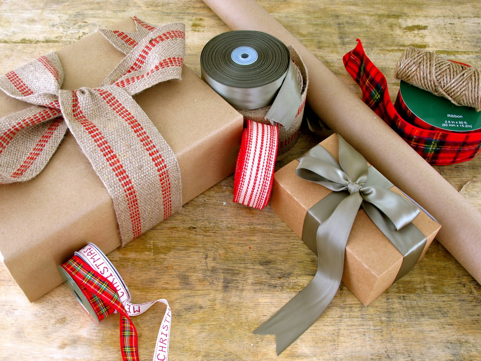 Jenny steffens hobick host a gift wrapping party for How to wrap presents with wrapping paper