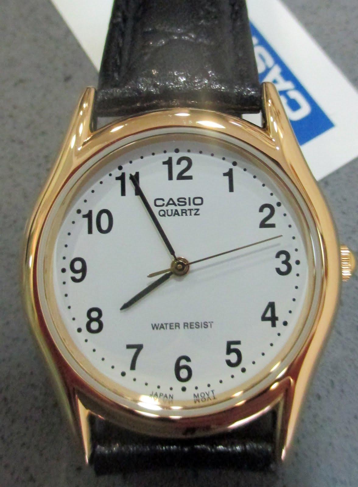 Reloj Casio,