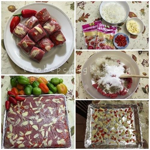 Cách làm nem chua Thanh Hóa ngon tại nhà