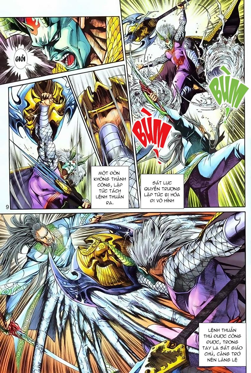 Thần binh huyền kỳ 3 - 3.5 Chapter 72 - Hamtruyen.vn