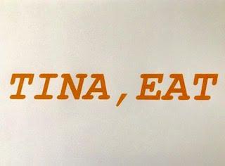 Tina, Eat