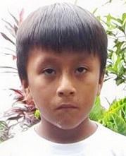 Daniel - Ecuador (EC-271), Age 8