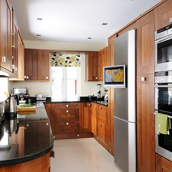 10 inspirational ideas for kitchen design for Kitchen remodel inspiration