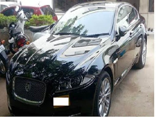 Samantha Has Bought A New Jaguar XF R. Jaguar XF Is The One Of The Finest  Luxury Car She Is Crazy About Jaguar Now She Has Two Jaguar Cars ,recently  She ...
