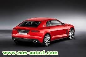 L'Audi Sport Quattro laserlight