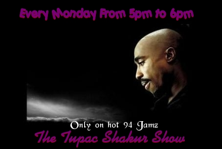 THE TUPAC SHAKUR SHOW