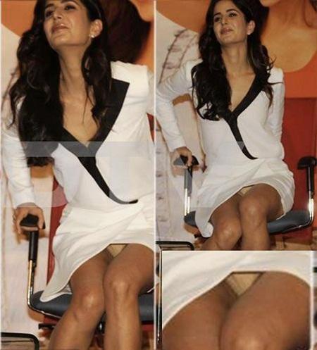 Katrina Kaif Panty Pics
