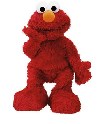 Most Popular Sesame Street Character Elmo