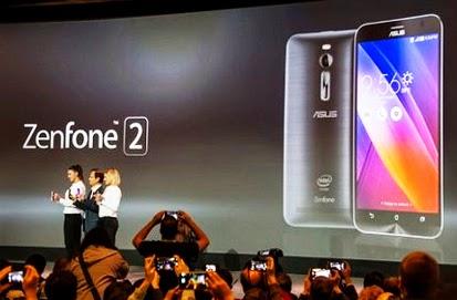 Asus Zenfone 2 Terbaru