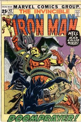Iron Man #43, Mikas