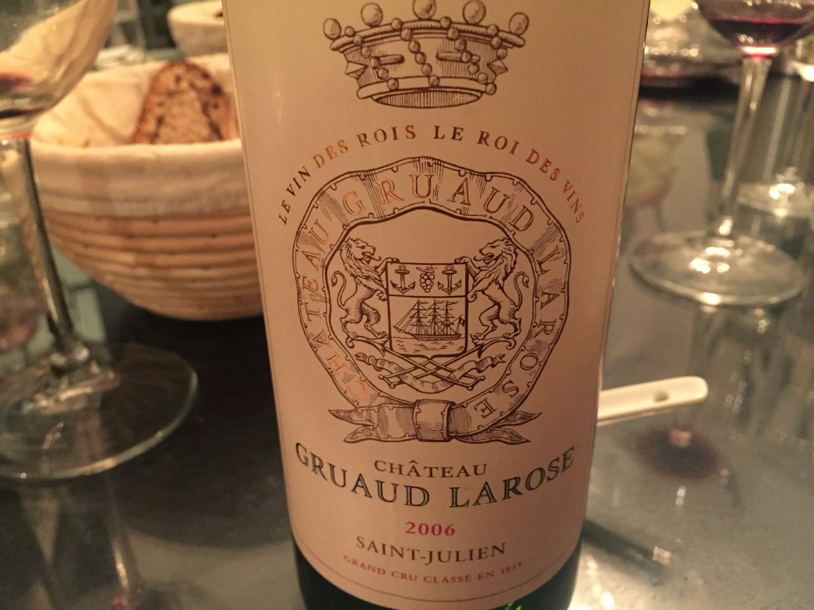 Gruaud La Rose Wine