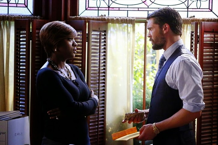 How to Get Away with Murder - Episode 1.06 - Freakin' Whack-a-Mole - Promotional Photos