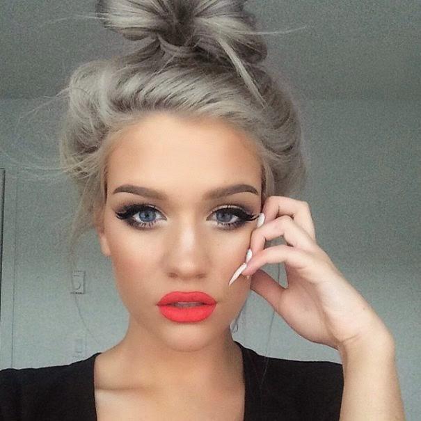 Best Gray Hair Color Ideas 2015