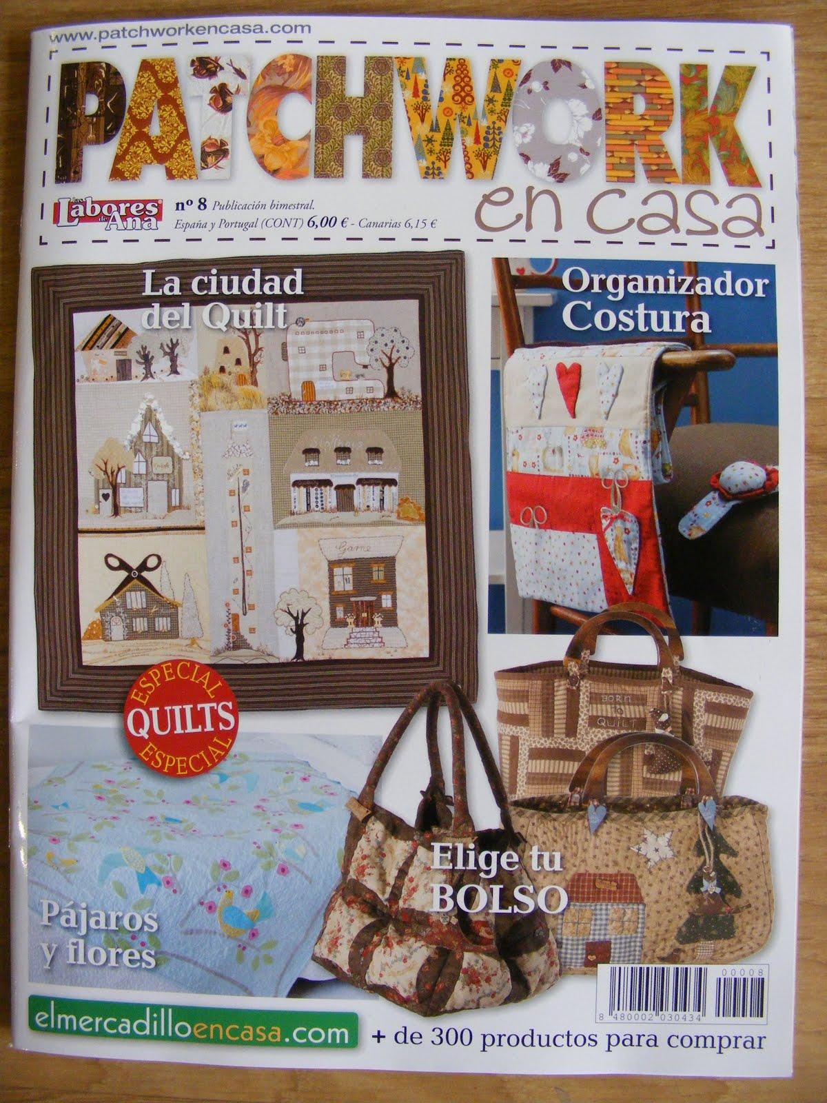 Bessones tienda online revista patchwork en casa - Patchwork en casa ...