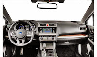 2015 Subaru Legacy Engine and Design