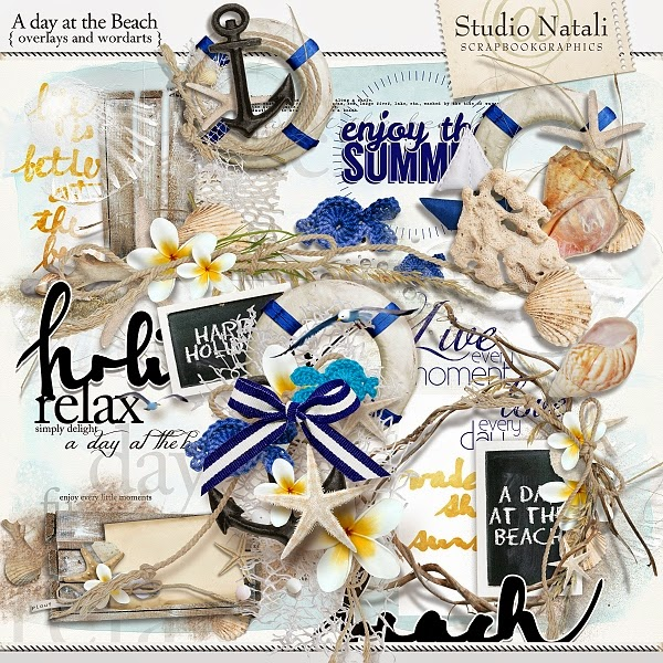 http://shop.scrapbookgraphics.com/A-day-at-the-beach-Overlays.html