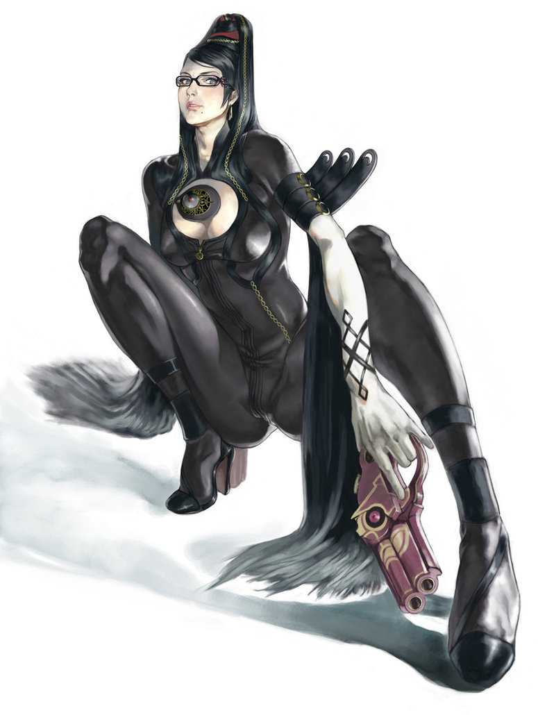 Bayonetta HD & Widescreen Wallpaper 0.434397646869431