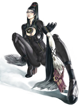 #1 Bayonetta Wallpaper