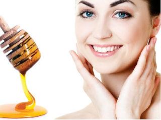 Honey for face and skin - Homeremediestipsideas