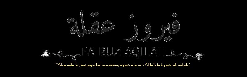 Fairuz Aqilah