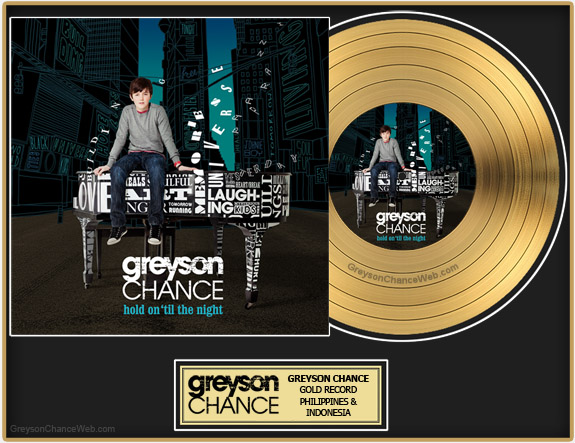 Hold On 'Til The Night — Greyson Chance | Last.fm
