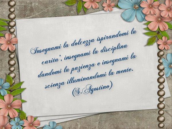sant agostino frasi sulla vita
