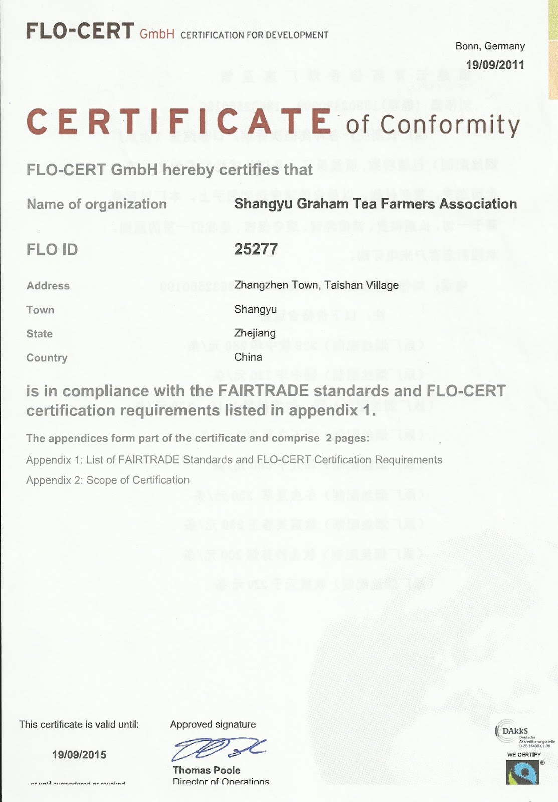 Fair Trade Certified How Usages Are Fair Trade Certification