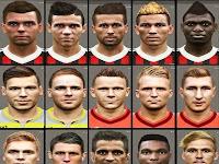 Facepack Bundesliga Terbaru untuk PES 2015