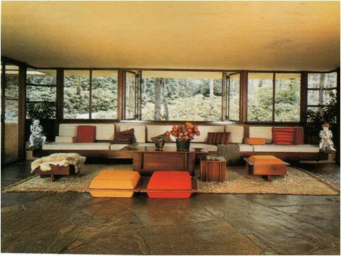 Historia De La Arquitectura Moderna Frank Lloyd Wright