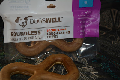 Dogswell Boundless edible long-lasting chew