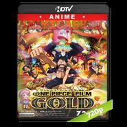 One Piece: Heart Of Gold 720p (2016) Japones subt