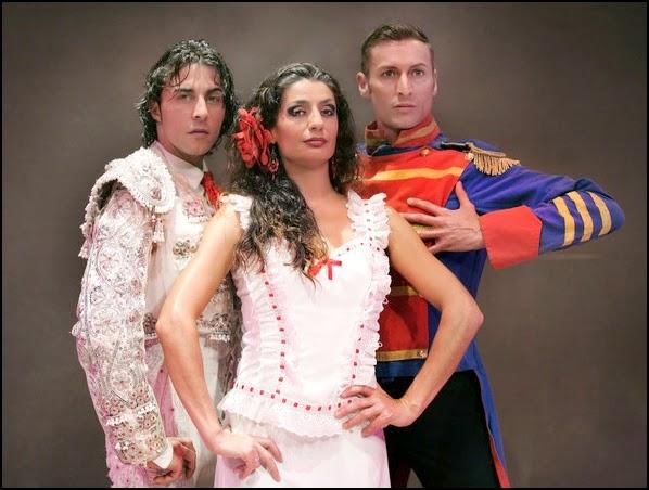 Carmen espect culo y tradici n en el teatro f garo de for Teatro figaro adolfo marsillach