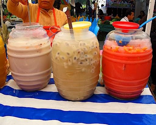 La jarra del buen beber la jarra del buen beber for Aguas frescas citricas naturales con