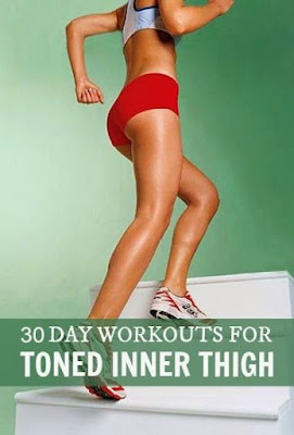30 Day Workouts For Toned Inner Thigh