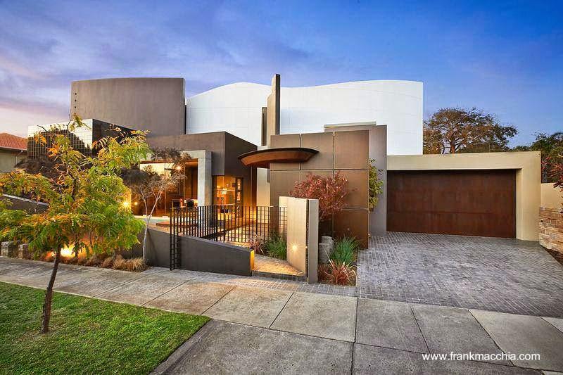 Arquitectura de casas casas modernas y contempor neas en - Fotos de casas preciosas ...