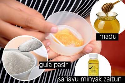 Tips Cara Membuat Scrub Bibir Alami