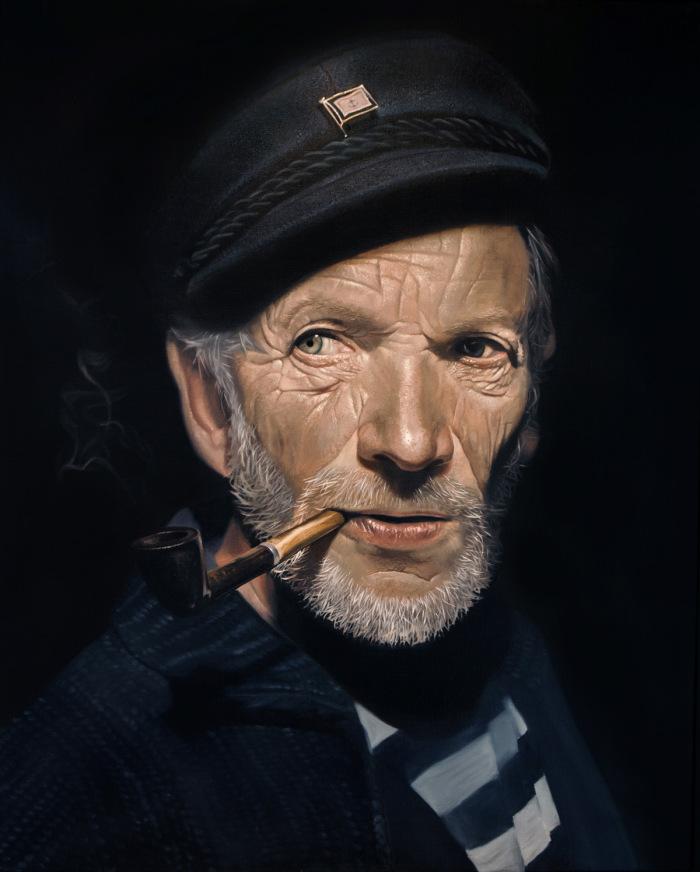 Hyper Realistic Paintings - Incredible hyper realistic paintings by patrick kramer