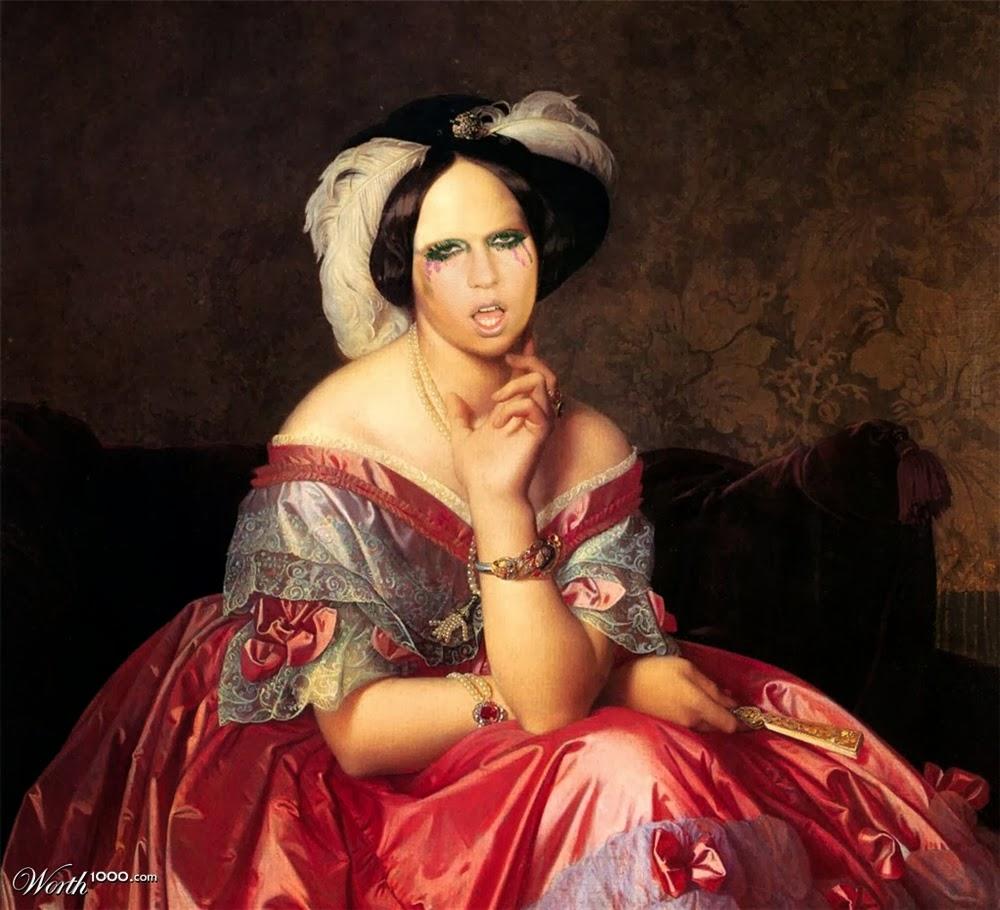 15-Lady-Gaga-by-spoofmedia-Worth-1000-www-designstack-co
