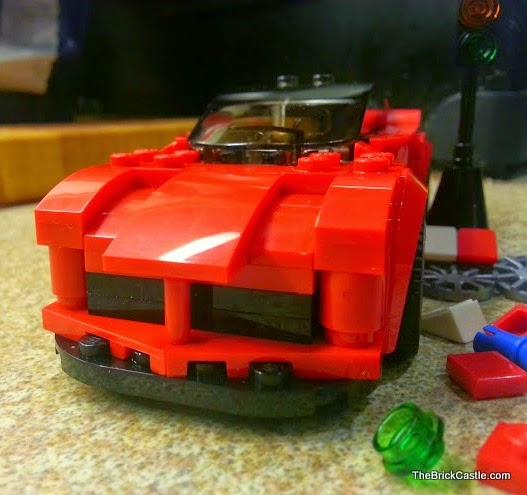 LEGO vehicles Ferrari set 75899 LaFerrari model car