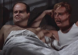 Frasier in the wrong bed
