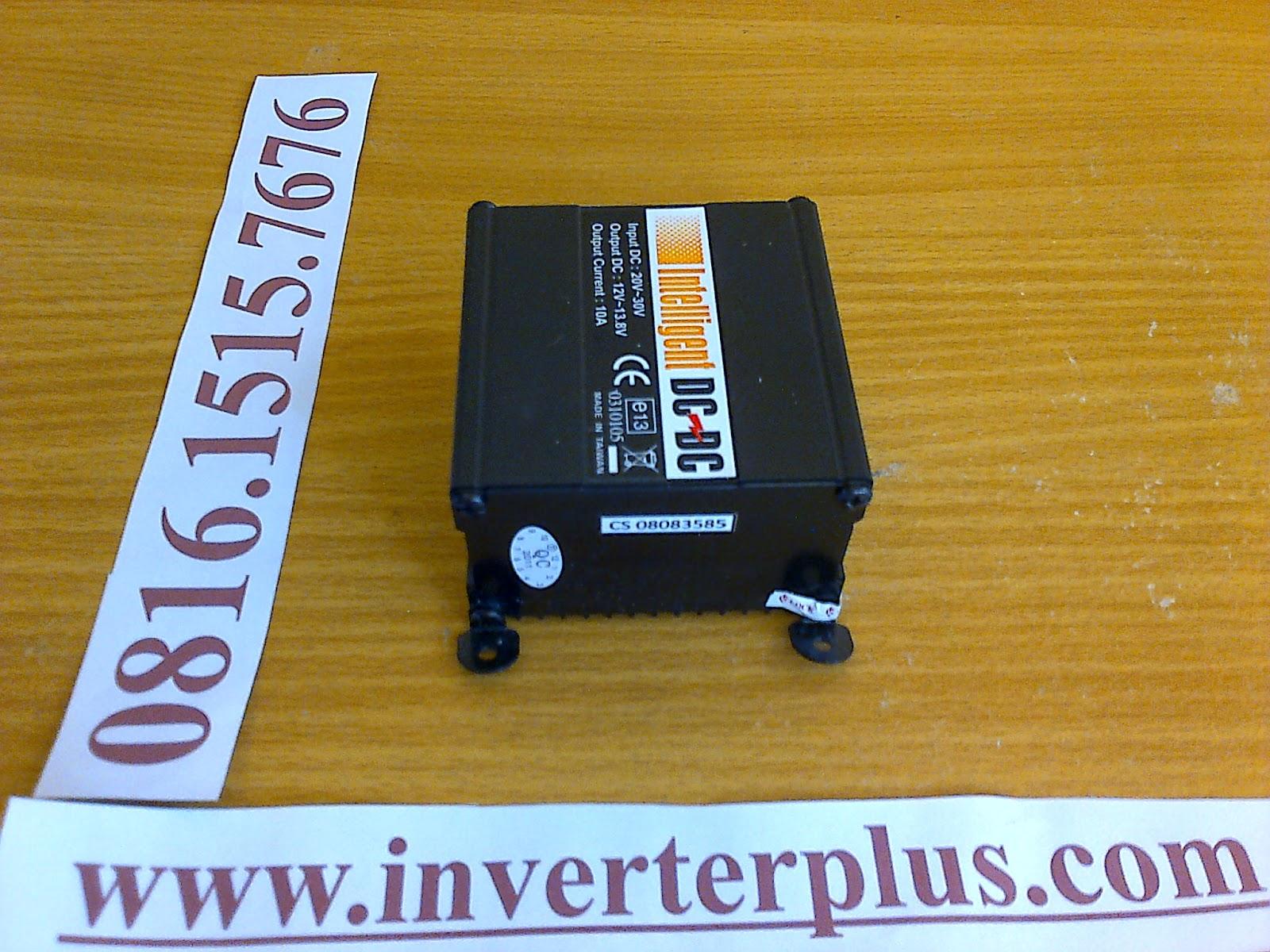 Converter 24VDC ke 12VDC 10 Ampere