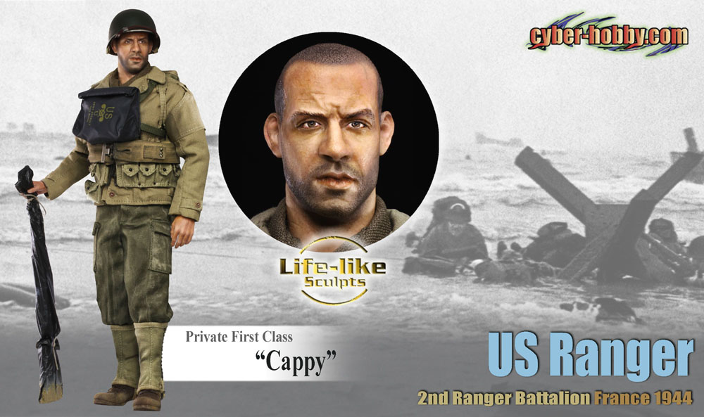 Little plastic man toy blog and review singapore the cast for Food bar saving private ryan