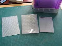Brick Embossing Folder2