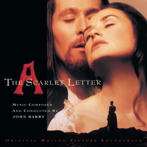 The Scarlet Letter (La letra escarlata) | Música de cine; Bandas ...