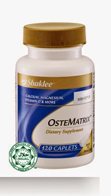 PROMOSI APRIL 2014 : OSTEMATRIX