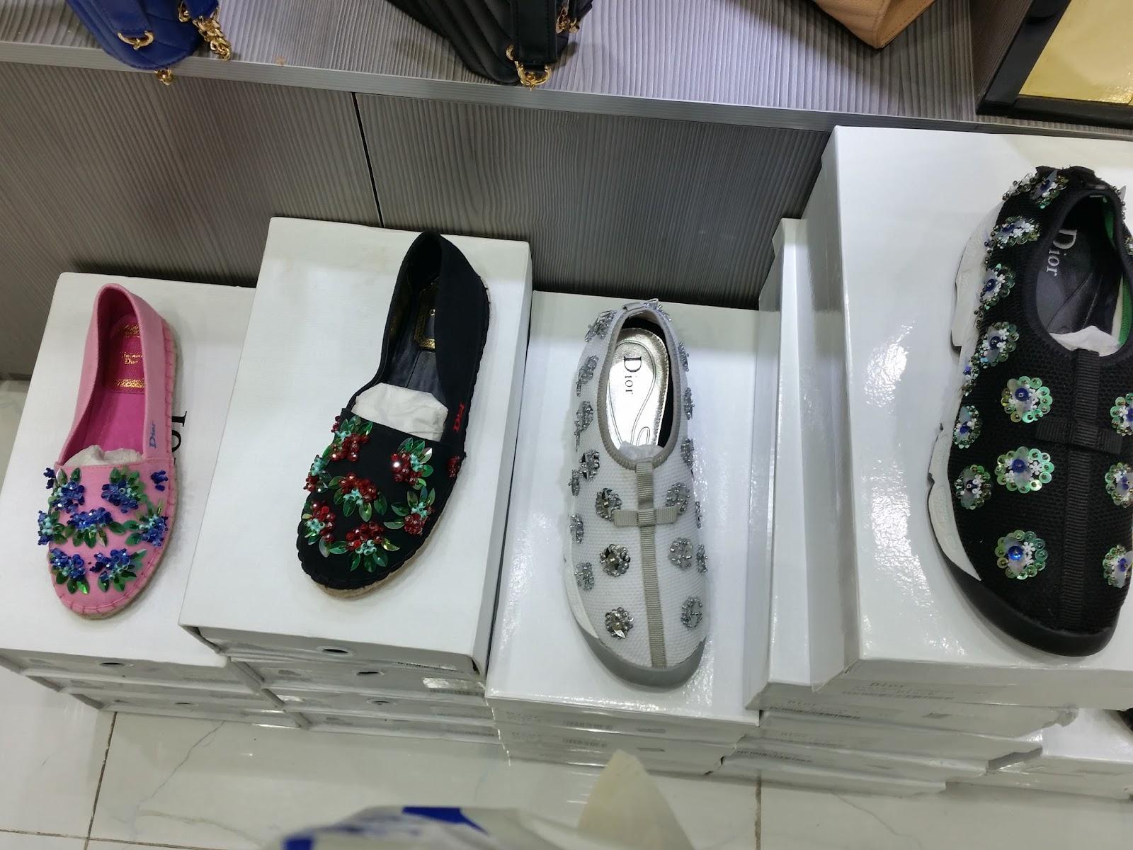 falske valentino sko