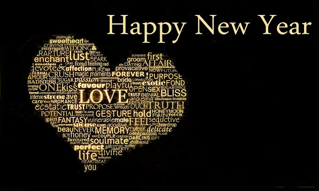 Happy New Year 2016 Love Wallpaper