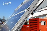 Мобильная гибридная система энергоснабжения made in Germany