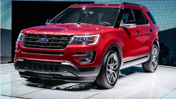 2016 Ford Explorer Sport Review Interior Specs Changes